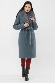 Пальто MS-255 Z 127-джинс Glem p65128