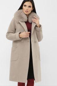Пальто MS-233 Z 131-св.серый Glem p65130
