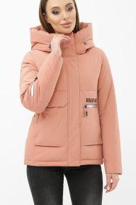 Куртка М-2092 29-пудра-серебро Glem p65119