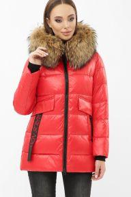 Куртка 8003 04-красный Glem p65115