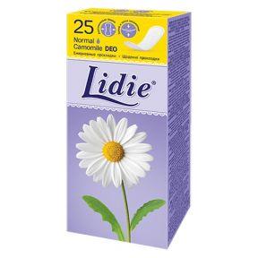 Гігієнічні прокладки Лідія Дeo 25 шт