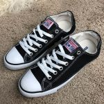 Кеды Converse Chuck Taylor All Star Low Top Black/White
